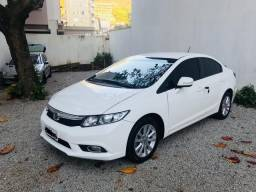 New Civic Lxr 2014 Branco   2014