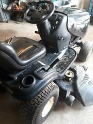 Nova Opção Assistência Técnica. Vende -Se Um MicroTrator Cortador de Grama Murray 21.HP