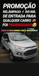 Showroom FACILIDADES! ECOSPORT FREESTYLE 2014(R$1MIL DE ENTRADA)