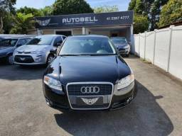 Audi a 4 2.0 tfsi attraction gasolina 4p s tronic 2007 - 2007