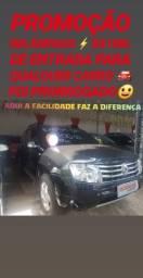 Super SHOWROOM AUTOMÓVEIS! R$1MIL DE ENTRADA(DUSTER 4X4 DYNAMIC 2014)