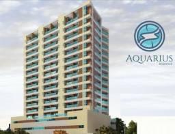 AP1092 Aquarius Residence, apartamento na Praia de Iracema, 3 quartos, 2 vagas, lazer comp