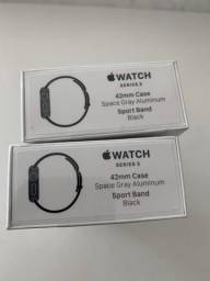 Apple Watch serie 3 42mm Novo lacrado