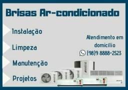 Instalação de ar condicionado 9  *
