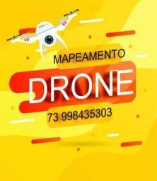 Levantamento aerofotogramétrico com drones