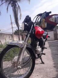 Troco por moto maior - 2012