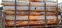 Madeira serrada de eucalipto cidro citrodora de alta qualidade