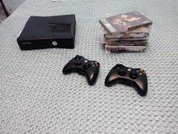 Xbox 360 Destravado LT 3.0 troco por notbook