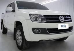 Volkswagen Amarok 2015 2.0 Highline 4X4 Cabine Dupla Diesel Automático - 2015