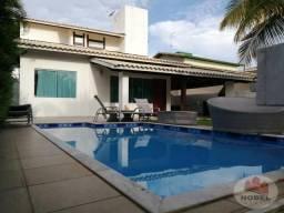 Casa de condomínio à venda com 5 dormitórios em Guarajuba (monte gordo), Camaçari cod:5813
