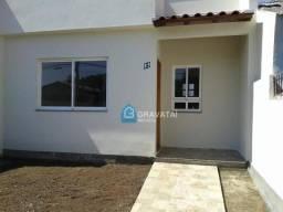 Casa com 3 dormitórios para alugar, 70 m² por r$ 1.500/mês - bom sucesso - gravataí/rs