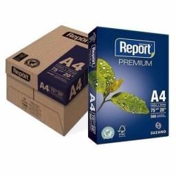 Papel A4 Report Premium 500 folhas