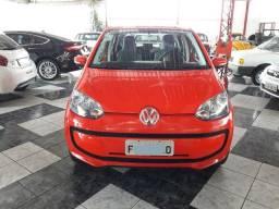 VW Up! Move 1.0 Flex (3 cilindros) 2015 - Único dono e baixo km