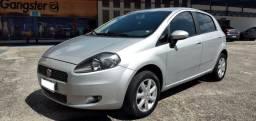 Vende-se Fiat Punto ELX 1.4 flex 2009/2010 cor prata câmbio manual