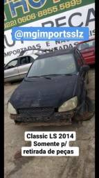 Classic ls sucata - 2013