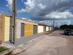 140 mil reais Casa 2/4 pronta pra financiar pela caixa bairro Novo Estrela