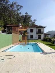 Casa à venda com 4 dormitórios em Quitandinha, Petrópolis cod:984