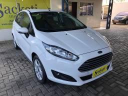 Novo Fiesta 1.6 manual 2016 SEL tirado 0km aqui na região Impecável