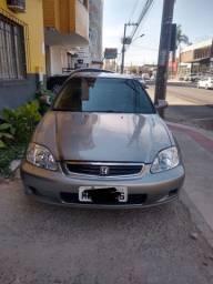 Honda Civic Lx 2000 aut. 13 mil reais