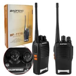 Rádio Comunicador (Walk Tok) - Baofeng