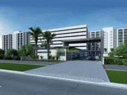 Apartamento com 2 dormitórios à venda, 61 m² por R$ 282.000 - Três Vendas - Pelotas/RS