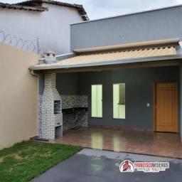Setor Barravento Casa 2Q 1S 3Vg com varando Goument e Churrasqueira