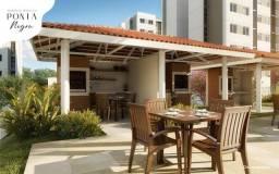 Residencial Predilleto Ponta Negra - Apartamento com 3 dormitórios à venda, 56 m² por R$ 2