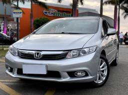 Honda Civic Sedan LXR 2.0 Flexone 16V Aut. 4p 2013/2014