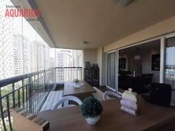 Apartamento com 3 dormitórios à venda, 116 m² por R$ 787.000 - Jardim Aquarius - São José