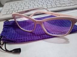 Óculos chanel + sacolinha