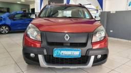 SANDERO 2012/2012 1.6 STEPWAY 16V FLEX 4P AUTOMÁTICO