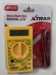 Multimetro Digital (XT-573) Portatil Profissional