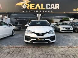 Toyota Etios 1.3 X 2018 Extra!