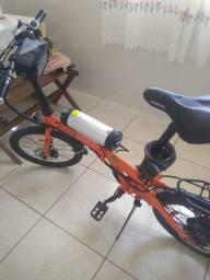 Bicicleta Elétrica TwoDogs Pliage