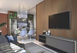 Ed. Corais do Mar-Apartamento Quarto e Sala à venda, 40 m² - Jatiúca - Maceió/AL