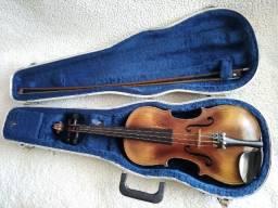 Violino 4/4 Antigo Stainer Feito A Mão C/ Etiqueta Interna. Tenho outros