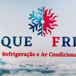 Consertos de ar condicionado geladeira câmera fria e balcão de Frios
