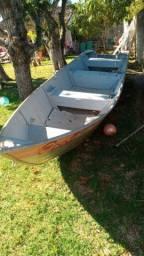 Barco de alumínio 6 metros