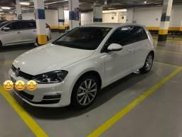 Golf TSI 52.000 km por R$54 mil, automático, piloto automático, completo. Carro de garagem