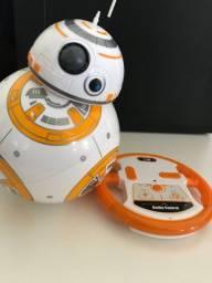 BB8 - Star Wars ( Robô Top funciona por Wi-Fi )