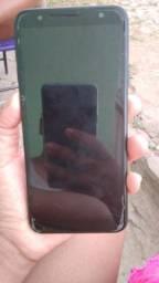 Troco um celular