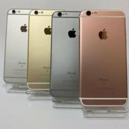 Iphone 6s 64 rose gold gb semi novo Rose