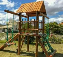 Playgrounds sobre encomenda