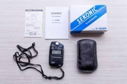 Flash meter Sekonic L-308S em excelente estado