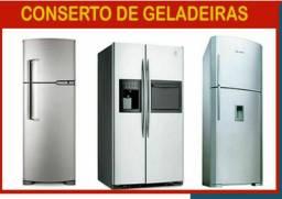 Conserto Geladeira freezer Ar-condicionado