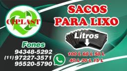 Ciplast Sacos p/ Lixo Direto da ( Fabrica )
