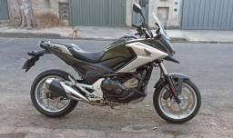 Honda nc750 impecável bmw