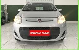 Fiat Palio Attractive 1.0 completa 2017 _ entrada 8mil + mensais 529,00 fixas