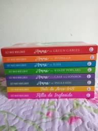 Anne coleção 8 livros 'Novos'