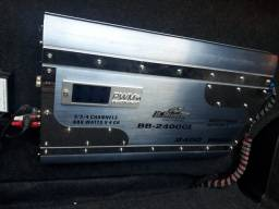 Modulo B buster 2400 whats rms
